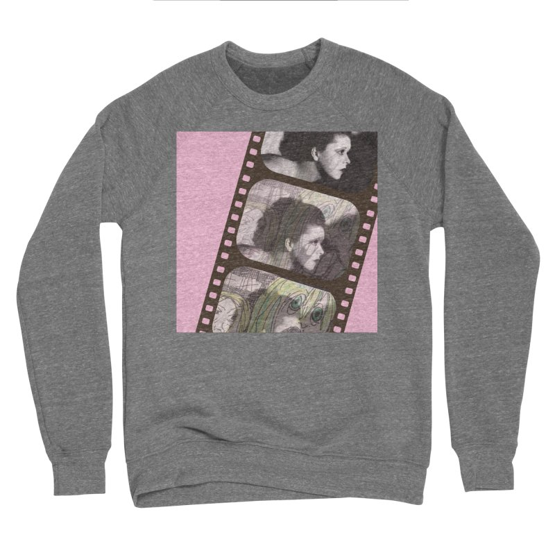 Ivy Day (artwork only) Women's Sponge Fleece Sweatshirt by Spaceboy Books LLC's Artist Shop