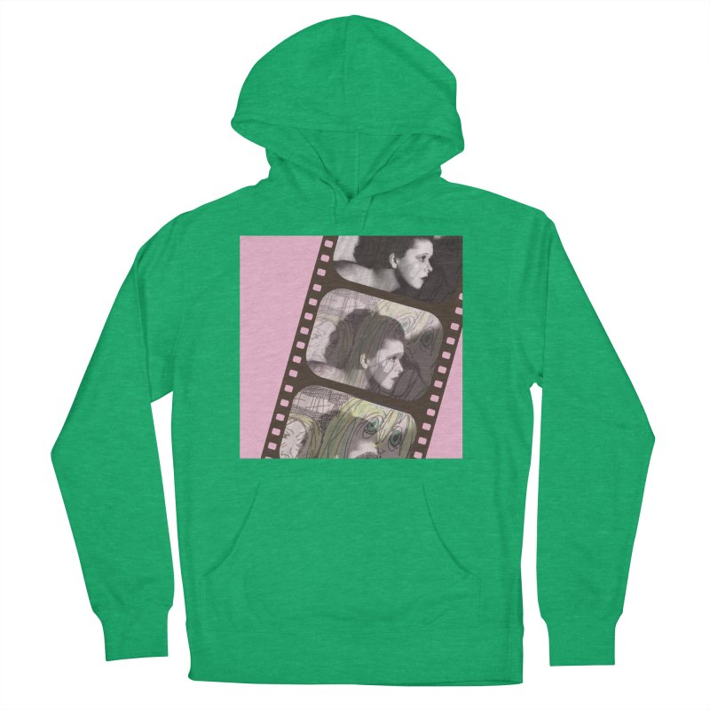 Ivy Day (artwork only) Women's French Terry Pullover Hoody by Spaceboy Books LLC's Artist Shop