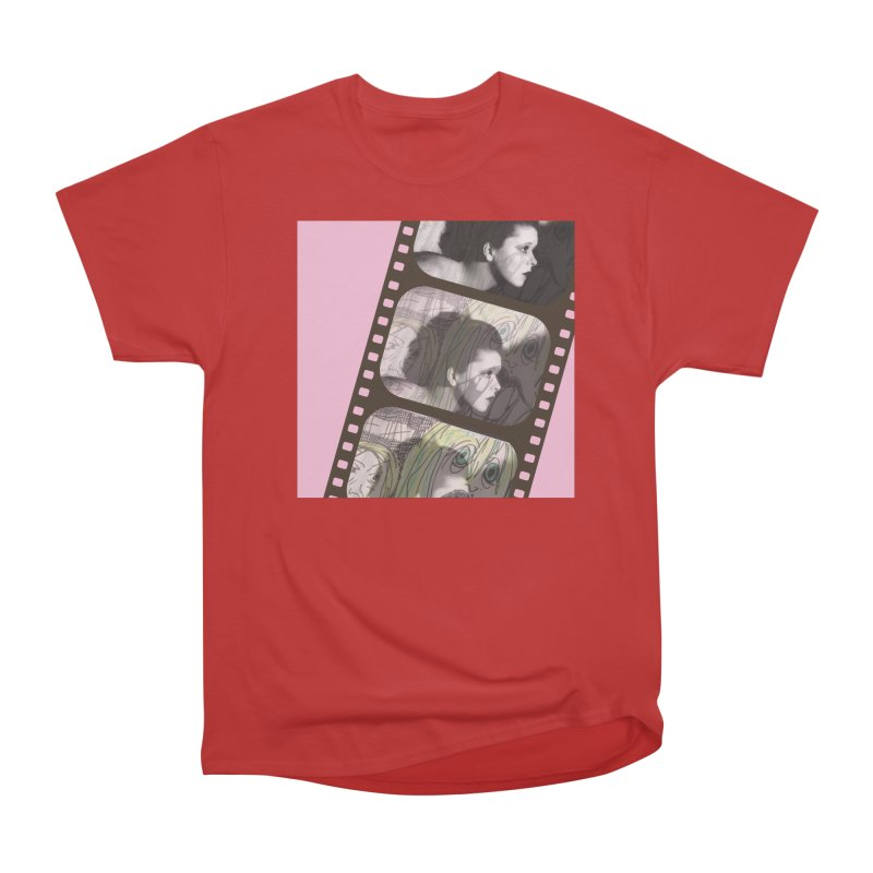 Ivy Day (artwork only) Women's Heavyweight Unisex T-Shirt by Spaceboy Books LLC's Artist Shop