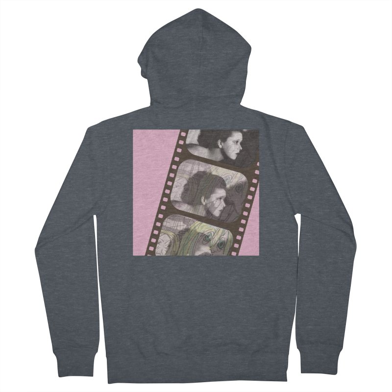 Ivy Day (artwork only) Men's French Terry Zip-Up Hoody by Spaceboy Books LLC's Artist Shop