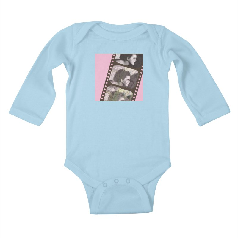 Ivy Day (artwork only) Kids Baby Longsleeve Bodysuit by Spaceboy Books LLC's Artist Shop