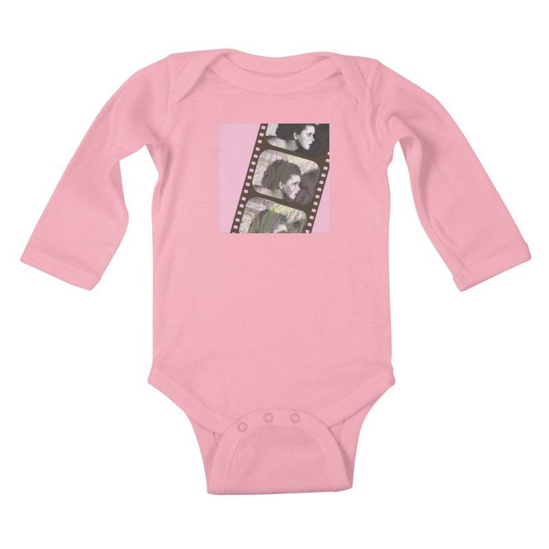 Ivy Day (artwork only) Kids Baby Longsleeve Bodysuit by Spaceboy Books LLC's Artist Shop