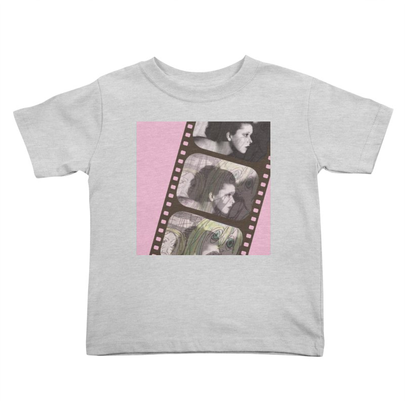 Ivy Day (artwork only) Kids Toddler T-Shirt by Spaceboy Books LLC's Artist Shop