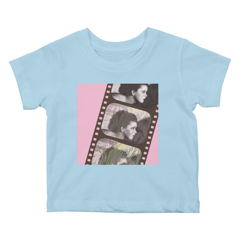 Ivy Day (artwork only) Kids Baby T-Shirt by Spaceboy Books LLC's Artist Shop