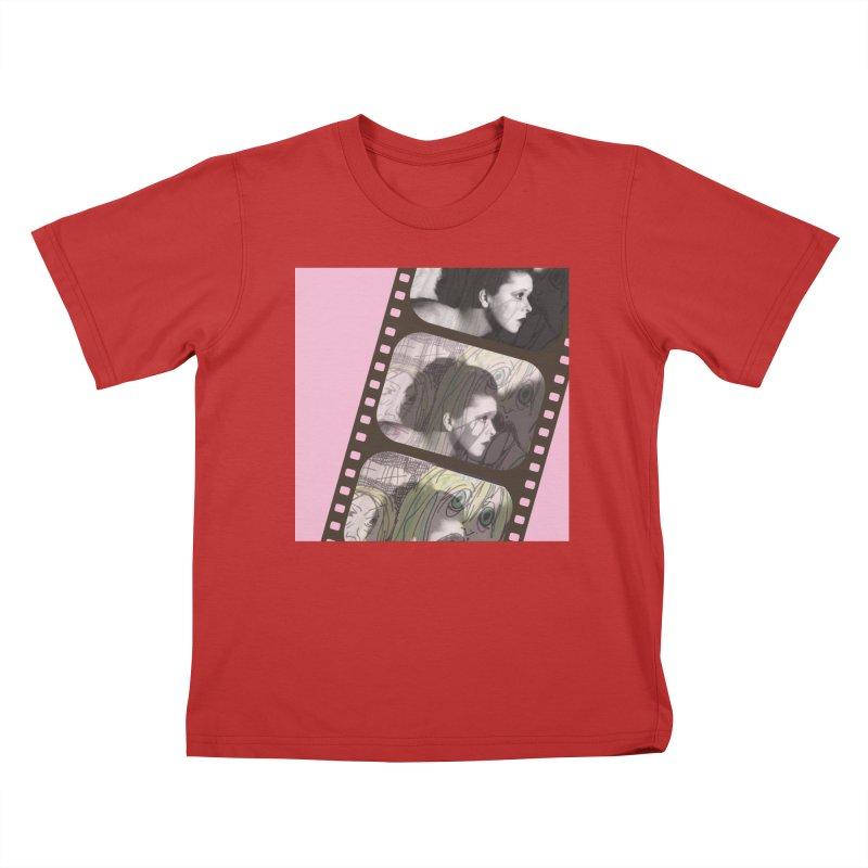 Ivy Day (artwork only) Kids T-Shirt by Spaceboy Books LLC's Artist Shop