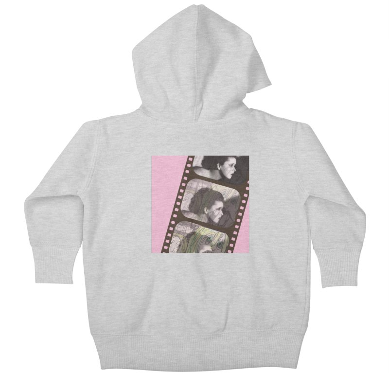 Ivy Day (artwork only) Kids Baby Zip-Up Hoody by Spaceboy Books LLC's Artist Shop