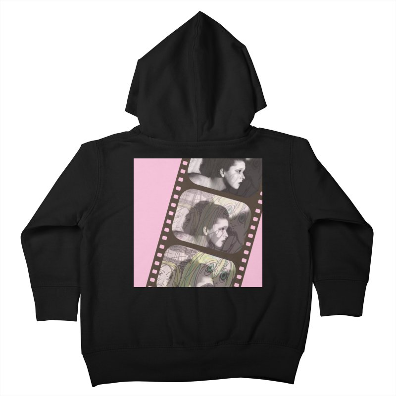 Ivy Day (artwork only) Kids Toddler Zip-Up Hoody by Spaceboy Books LLC's Artist Shop