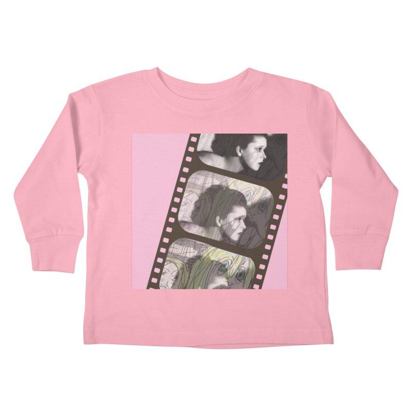 Ivy Day (artwork only) Kids Toddler Longsleeve T-Shirt by Spaceboy Books LLC's Artist Shop