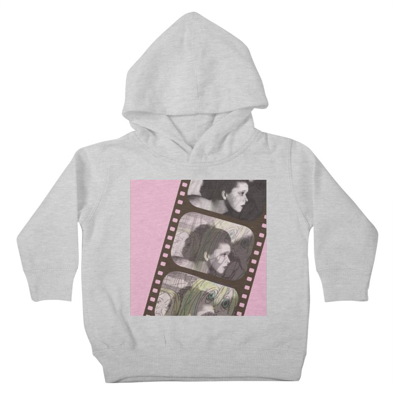 Ivy Day (artwork only) Kids Toddler Pullover Hoody by Spaceboy Books LLC's Artist Shop
