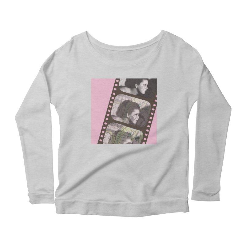 Ivy Day (artwork only) Women's Scoop Neck Longsleeve T-Shirt by Spaceboy Books LLC's Artist Shop