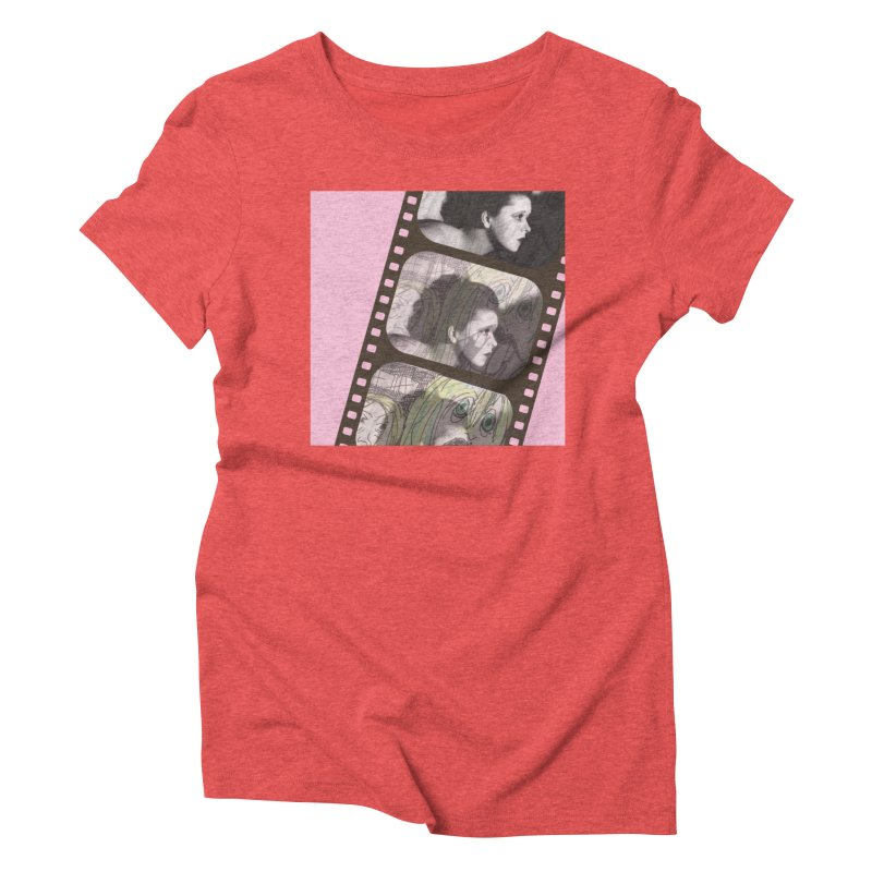 Ivy Day (artwork only) Women's Triblend T-Shirt by Spaceboy Books LLC's Artist Shop