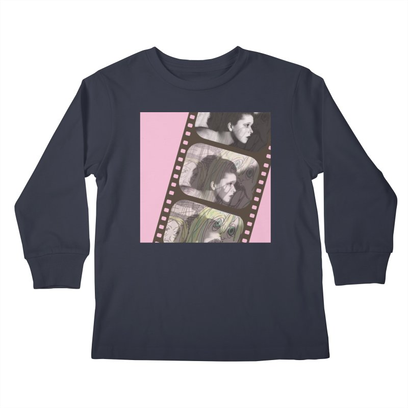 Ivy Day (artwork only) Kids Longsleeve T-Shirt by Spaceboy Books LLC's Artist Shop