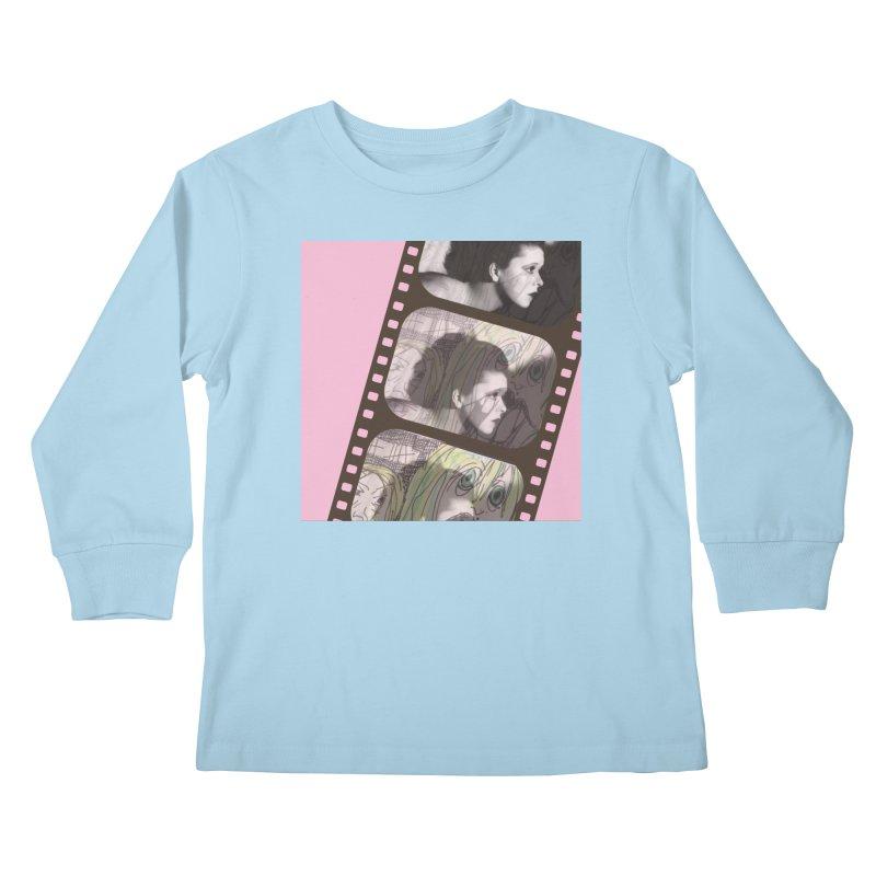 Ivy Day (artwork only) Kids Longsleeve T-Shirt by Spaceboy Books LLC's Artist Shop