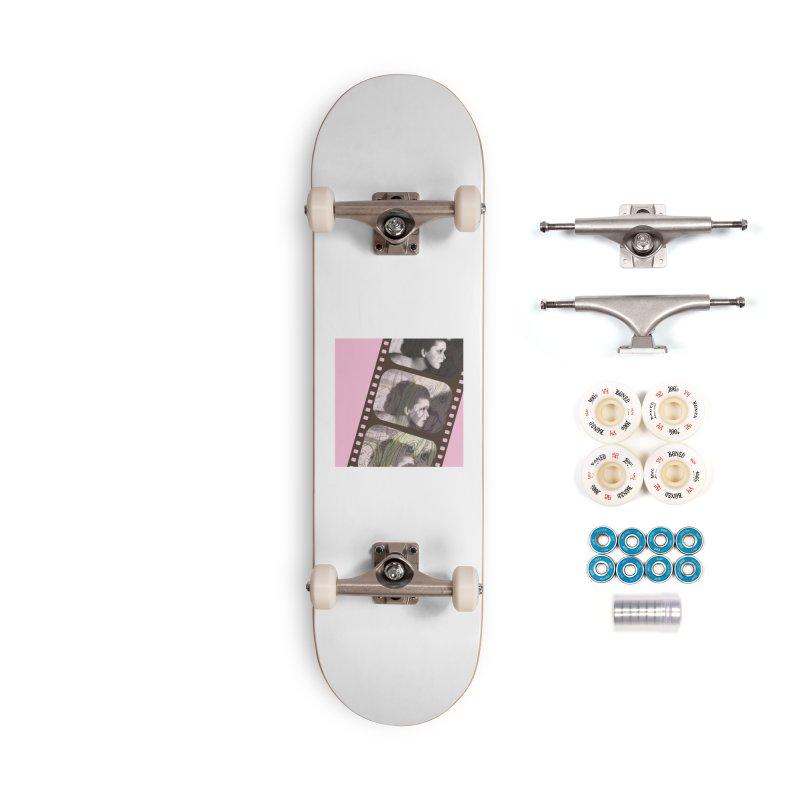 Ivy Day (artwork only) Accessories Complete - Premium Skateboard by Spaceboy Books LLC's Artist Shop
