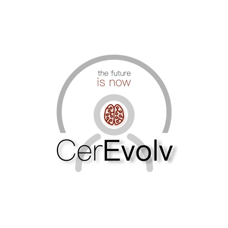 CerEvolv Logo (We Lost the Sky) by Spaceboy Books LLC's Artist Shop