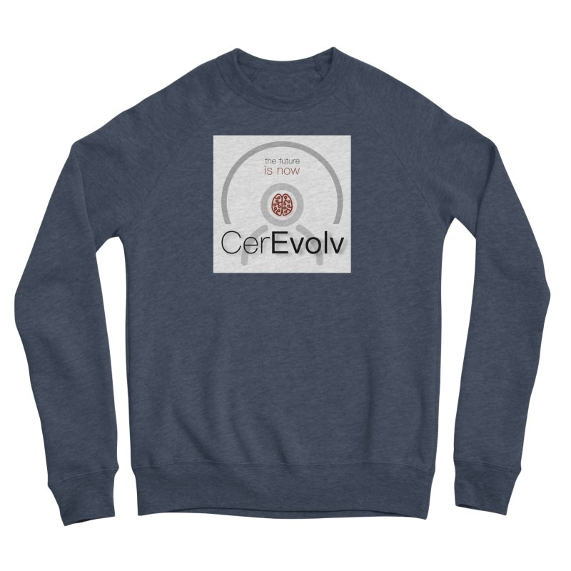 CerEvolv Logo (We Lost the Sky) Women's Sponge Fleece Sweatshirt by Spaceboy Books LLC's Artist Shop