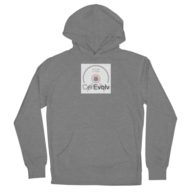 CerEvolv Logo (We Lost the Sky) Women's Pullover Hoody by Spaceboy Books LLC's Artist Shop