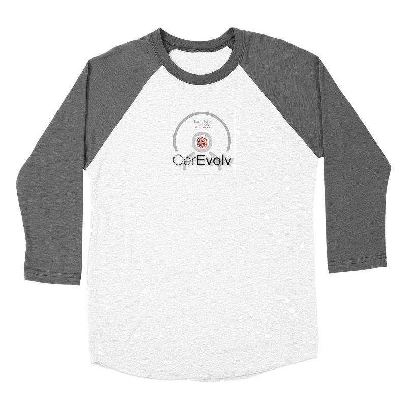 CerEvolv Logo (We Lost the Sky) Women's Longsleeve T-Shirt by Spaceboy Books LLC's Artist Shop
