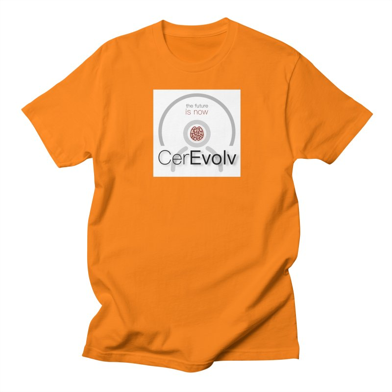 CerEvolv Logo (We Lost the Sky) Men's T-Shirt by Spaceboy Books LLC's Artist Shop