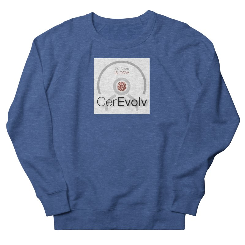 CerEvolv Logo (We Lost the Sky) Men's Sweatshirt by Spaceboy Books LLC's Artist Shop
