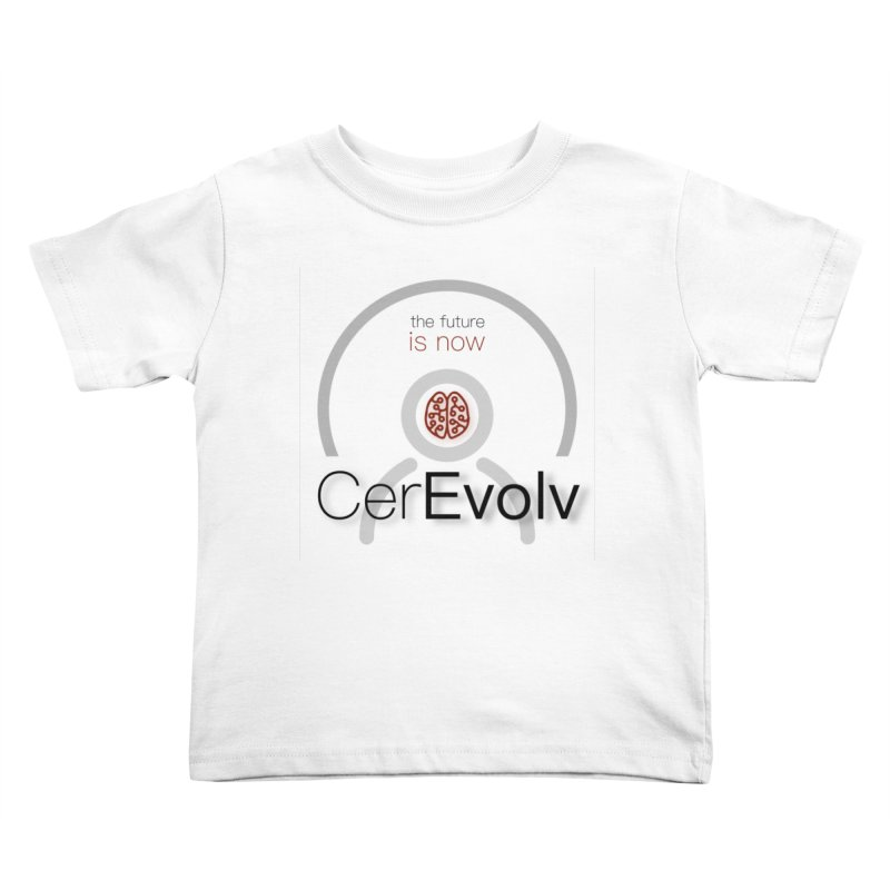 CerEvolv Logo (We Lost the Sky) Kids Toddler T-Shirt by Spaceboy Books LLC's Artist Shop