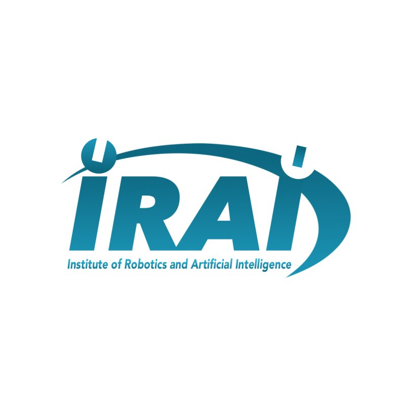 IRAI - Institute of Robotics and Artificial Intelligence Logo (We Lost the Sky)   by Spaceboy Books LLC's Artist Shop