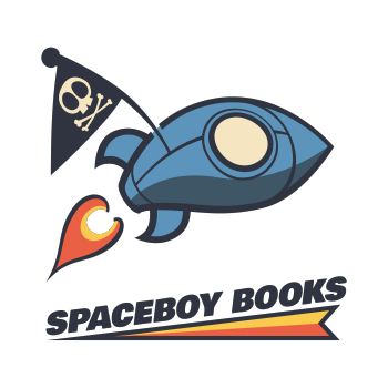 Spaceboy Books LLC's Artist Shop Logo