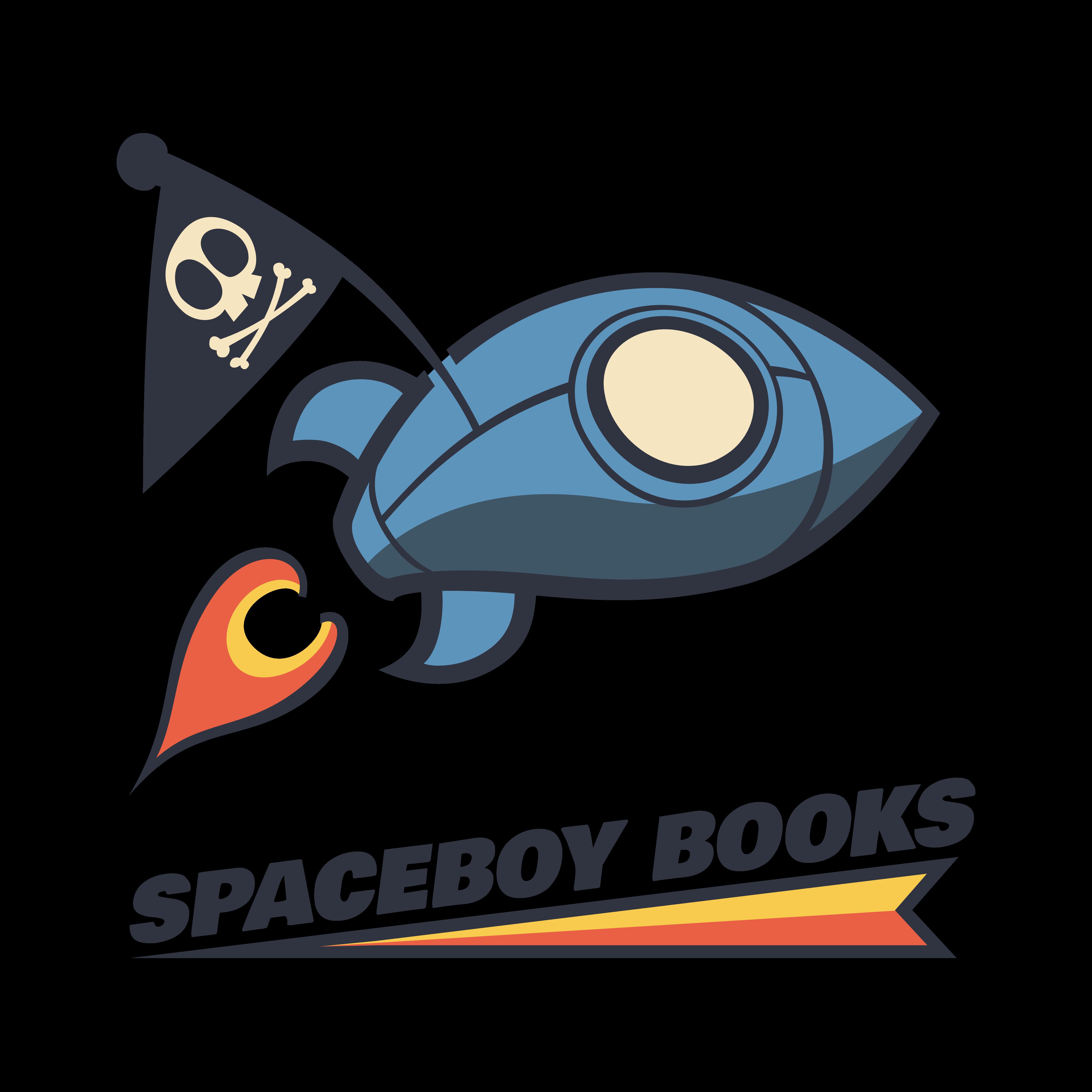 Spaceboy Books LLC's Artist Shop Logo