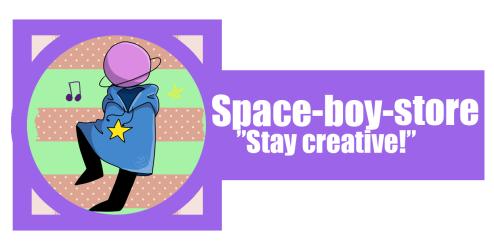 spaceboystore Logo