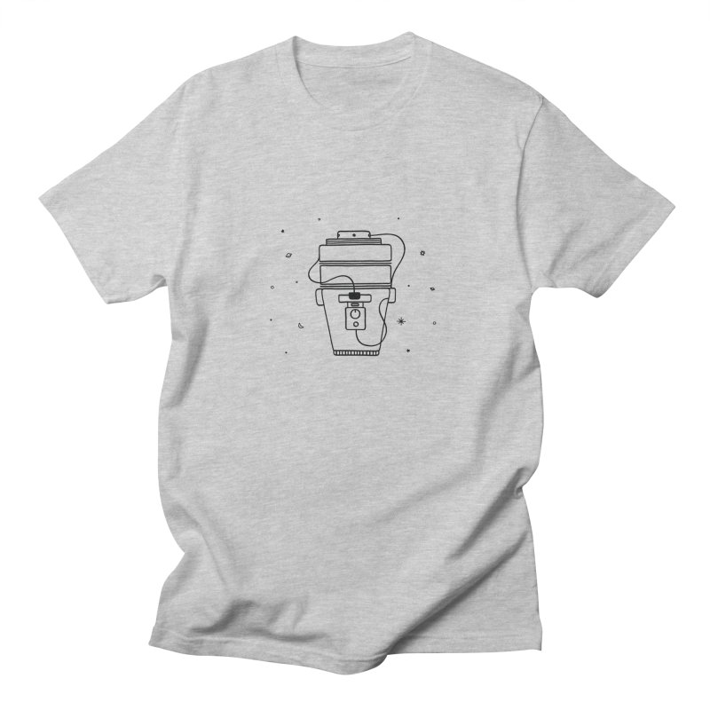 Space Bucket #1 nn Men's T-shirt by spacebuckets's Artist Shop