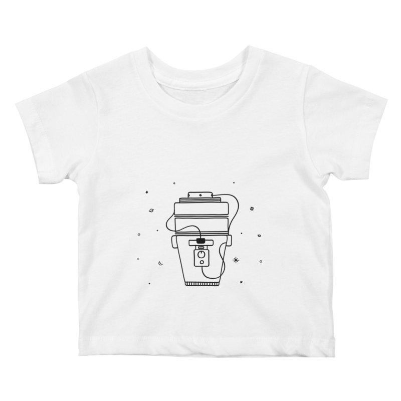 Space Bucket #1 nn Kids by spacebuckets's Artist Shop