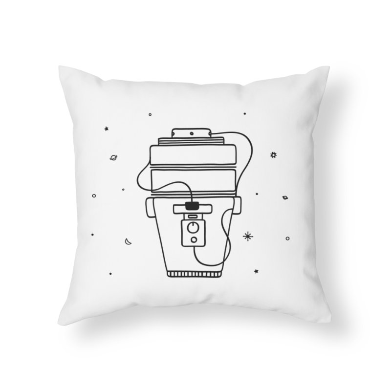 Space Bucket #1 nn Home by spacebuckets's Artist Shop