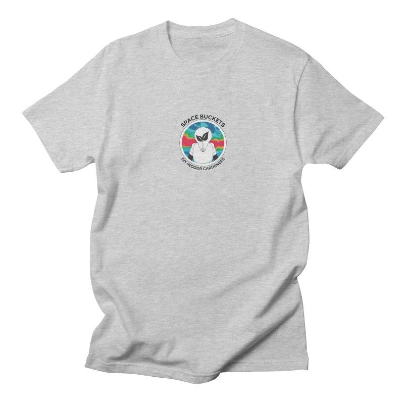 SB logo black Men's T-shirt by spacebuckets's Artist Shop