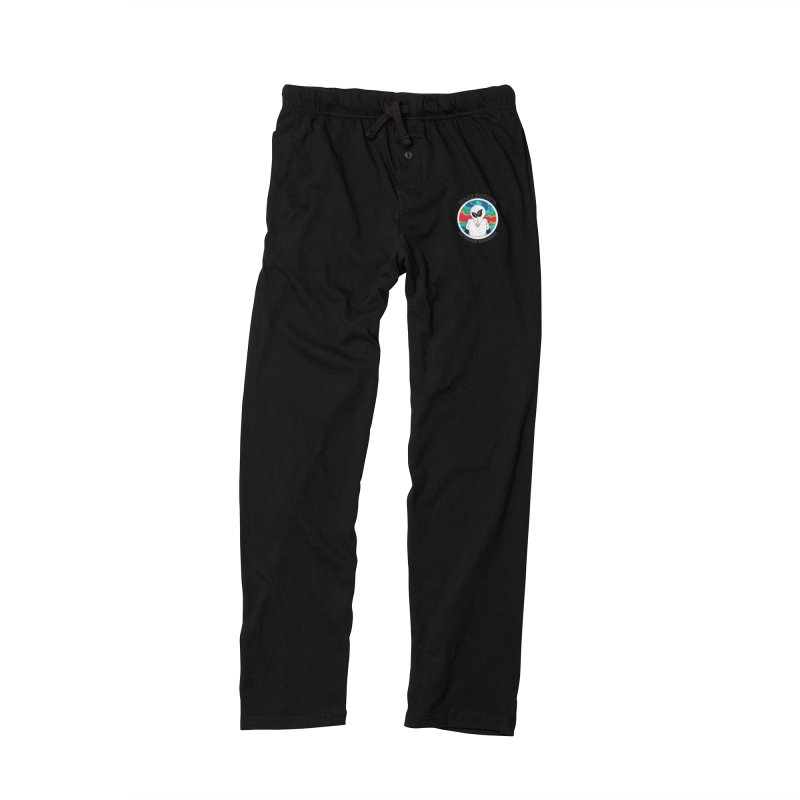 SB logo black Women's Lounge Pants by spacebuckets's Artist Shop