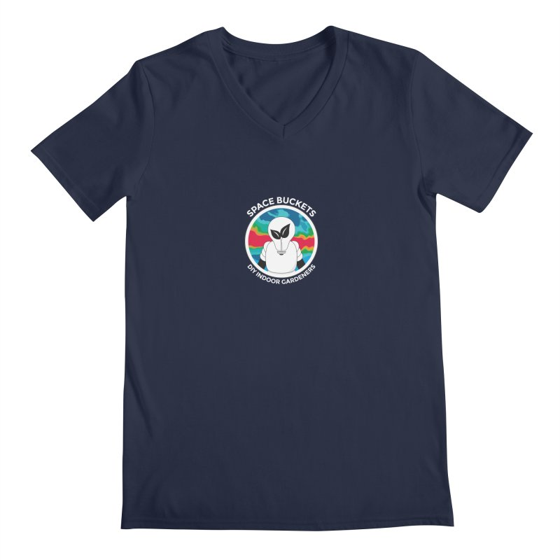 SB logo white Men's by spacebuckets's Artist Shop