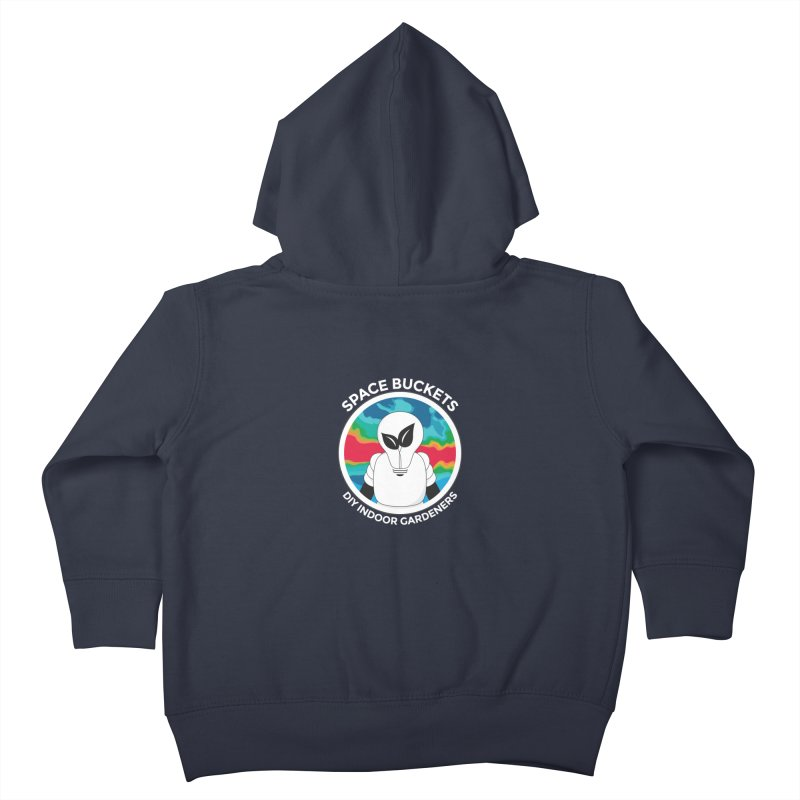SB logo white Kids by spacebuckets's Artist Shop