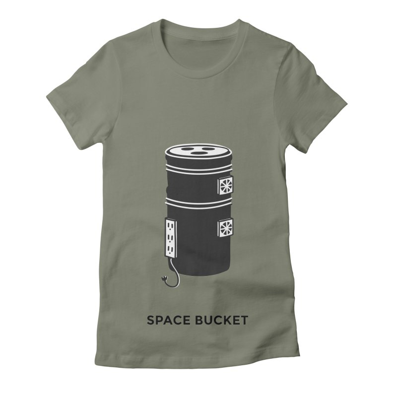 Space Bucket - Original   by spacebuckets's Artist Shop