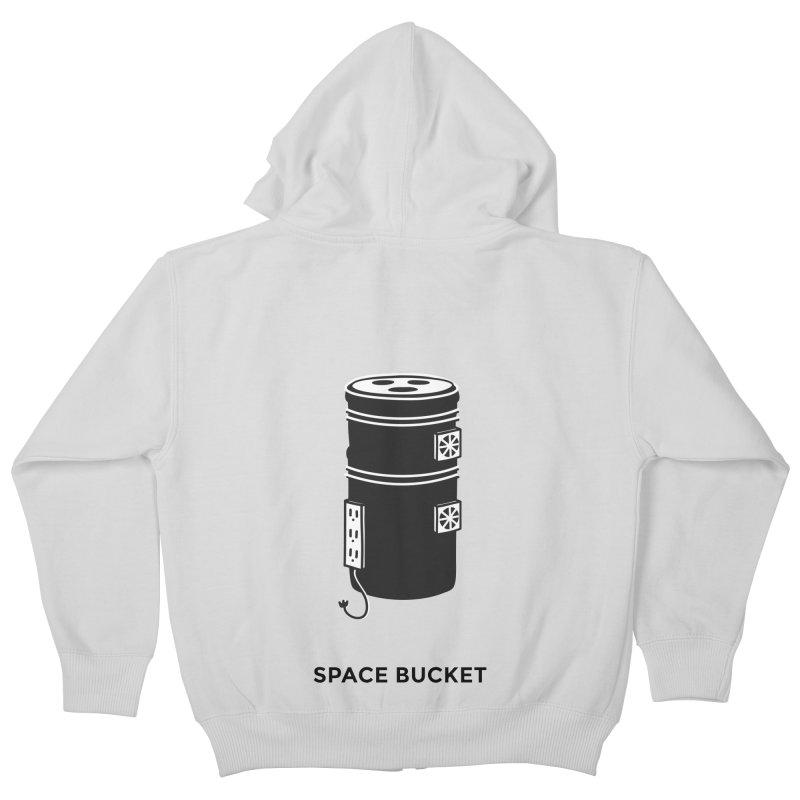 Space Bucket - Original   by spacebuckets's Artist Shop
