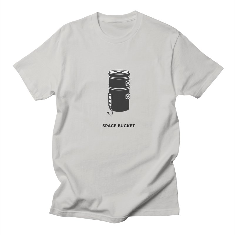 Space Bucket - Original sm Women's Unisex T-Shirt by spacebuckets's Artist Shop