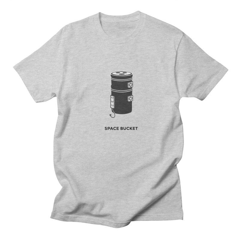 Space Bucket - Original sm Women's Regular Unisex T-Shirt by spacebuckets's Artist Shop