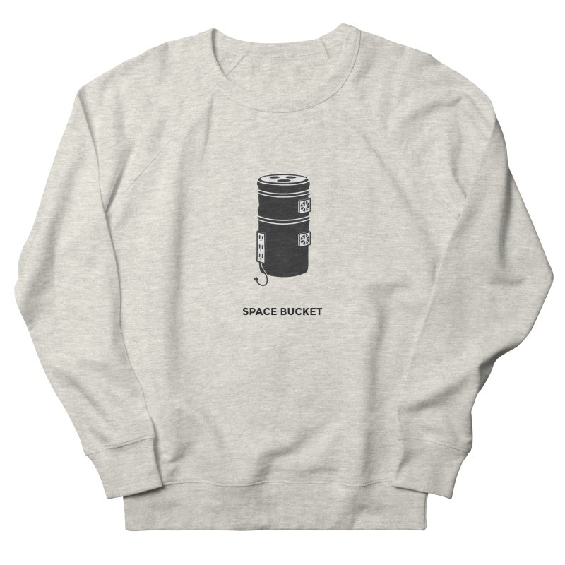 Space Bucket - Original sm Men's Sweatshirt by spacebuckets's Artist Shop