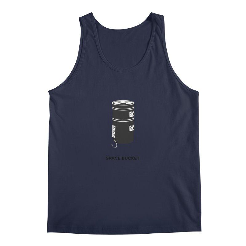 Space Bucket - Original sm Men's Regular Tank by spacebuckets's Artist Shop