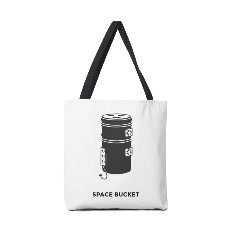 Space Bucket - Original sm Accessories Tote Bag Bag by spacebuckets's Artist Shop