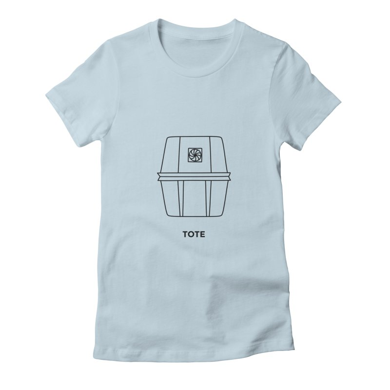 Space Bucket - Tote   by spacebuckets's Artist Shop