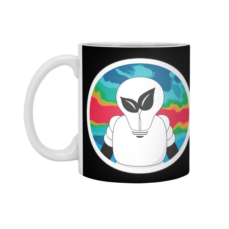 Space Buckets - Simple Logo Accessories Standard Mug by spacebuckets's Artist Shop