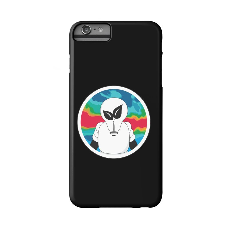 Space Buckets - Simple Logo Accessories Phone Case by spacebuckets's Artist Shop