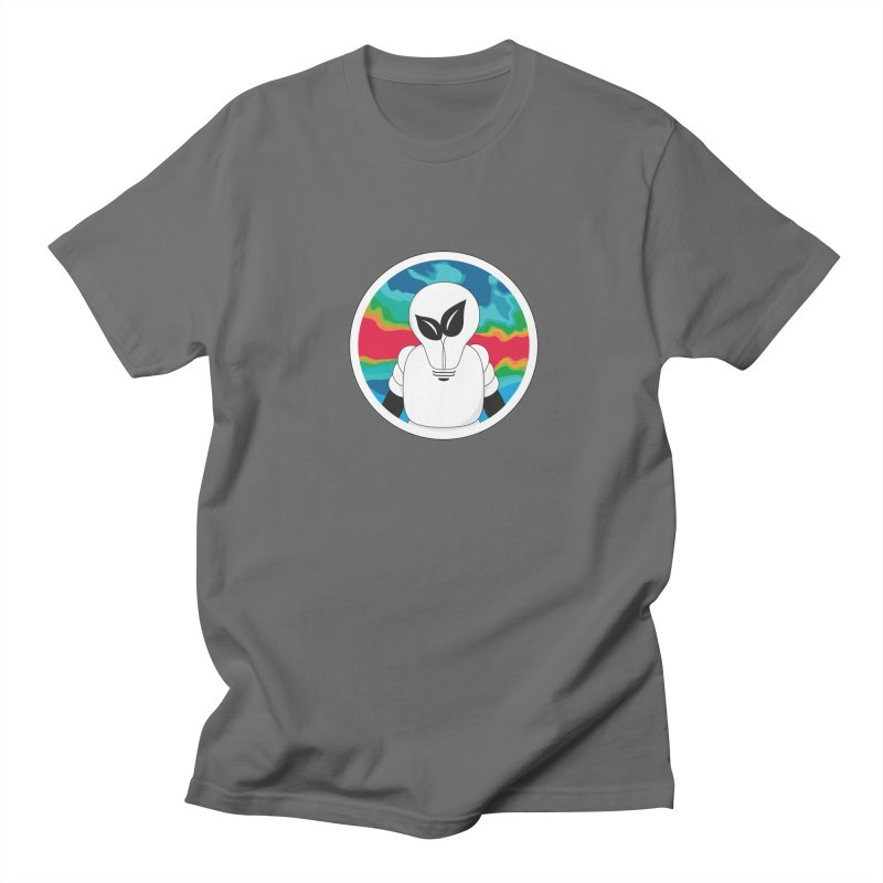 Space Buckets - Simple Logo Men's T-Shirt by spacebuckets's Artist Shop