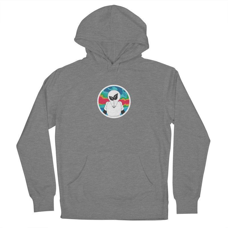 Space Buckets - Simple Logo Women's Pullover Hoody by spacebuckets's Artist Shop
