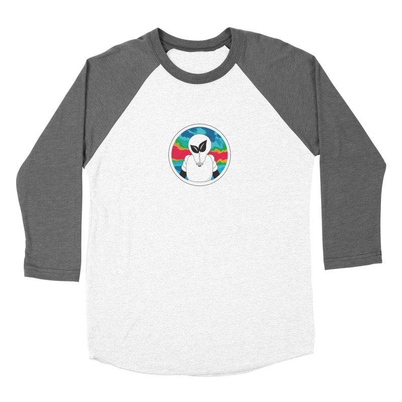 Space Buckets - Simple Logo Women's Longsleeve T-Shirt by spacebuckets's Artist Shop