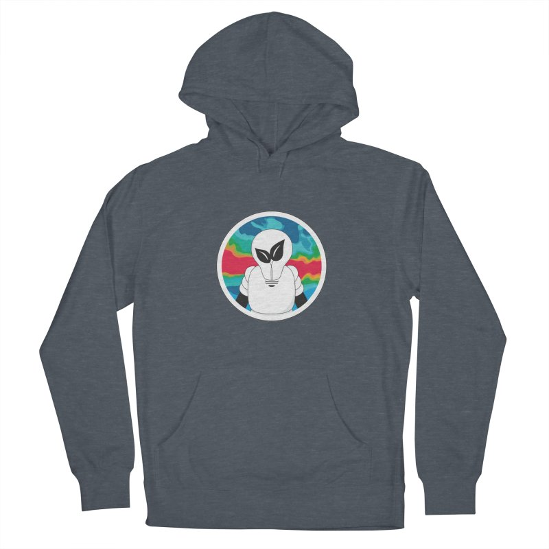 Space Buckets - Simple Logo Women's Pullover Hoody by spacebuckets's Artist Shop
